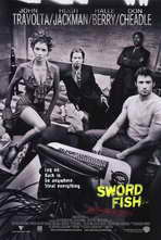 Swordfish - 11 x 17 Movie Poster - Style A