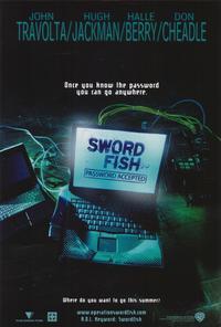 Swordfish - 27 x 40 Movie Poster - Style B