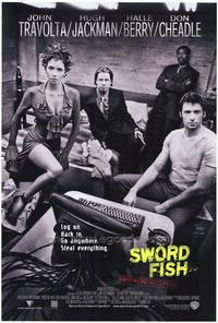 Swordfish - 43 x 62 Movie Poster - Bus Shelter Style A
