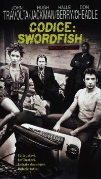 Swordfish - 13 x 28 Movie Poster - Italian Style A