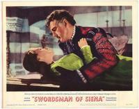Swordsman of Siena - 11 x 14 Movie Poster - Style F
