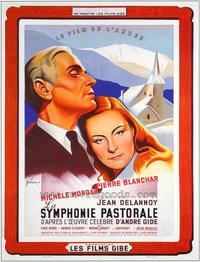 Symphonie Pastorale, La - 27 x 40 Movie Poster - French Style B
