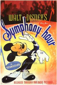 Symphony Hour - 27 x 40 Movie Poster - Style A