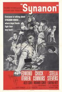Synanon - 11 x 17 Movie Poster - Style B