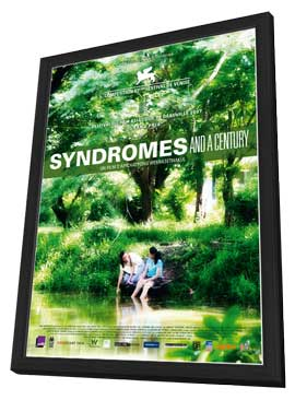 Syndromes and a Century - 27 x 40 Movie Poster - Style A - in Deluxe Wood Frame