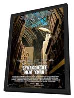 Synecdoche, New York - 27 x 40 Movie Poster - Style B - in Deluxe Wood Frame