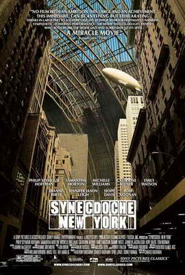 Synecdoche, New York - 27 x 40 Movie Poster - Style A