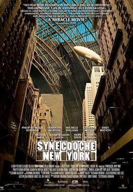 Synecdoche, New York - 11 x 17 Movie Poster - Style B