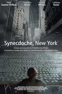 Synecdoche, New York - 43 x 62 Movie Poster - Bus Shelter Style A