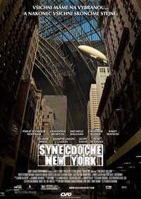 Synecdoche, New York - 11 x 17 Movie Poster - Czchecoslovakian Style A