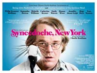 Synecdoche, New York - 11 x 17 Movie Poster - Style E