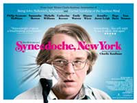 Synecdoche, New York - 11 x 17 Movie Poster - UK Style A