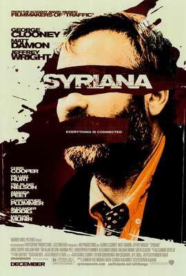 Syriana - 27 x 40 Movie Poster - Style B