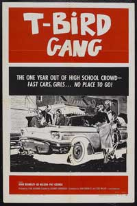 T-Bird Gang - 11 x 17 Movie Poster - Style A
