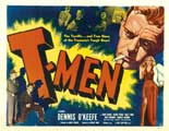 T-Men - 11 x 14 Movie Poster - Style A