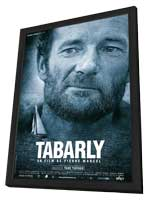 Tabarly - 27 x 40 Movie Poster - French Style A - in Deluxe Wood Frame