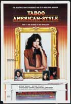 Taboo American Style 2-The Story Continues - 11 x 17 Movie Poster - Style B