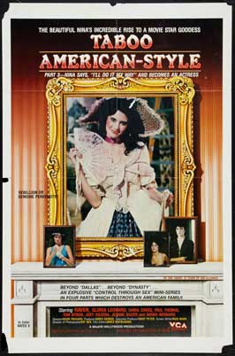 Taboo American Style 2-The Story Continues - 11 x 17 Movie Poster - Style C