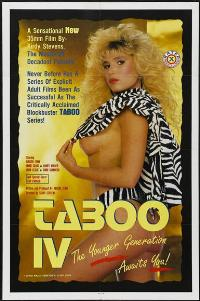 Taboo IV: The Younger Generation - 11 x 17 Movie Poster - Style A