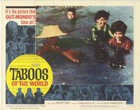 Taboos of the World - 11 x 14 Movie Poster - Style A