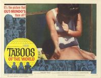 Taboos of the World - 11 x 14 Movie Poster - Style B