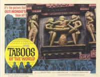 Taboos of the World - 11 x 14 Movie Poster - Style D