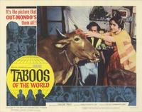 Taboos of the World - 11 x 14 Movie Poster - Style F