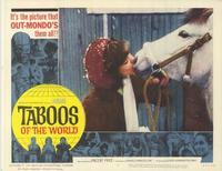 Taboos of the World - 11 x 14 Movie Poster - Style C