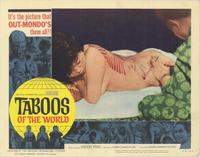 Taboos of the World - 11 x 14 Movie Poster - Style H