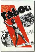 Tabu: A Story of the South Seas - 11 x 17 Movie Poster - French Style A