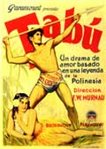 Tabu: A Story of the South Seas - 11 x 17 Movie Poster - Spanish Style B