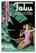 Tabu: A Story of the South Seas - 11 x 17 Movie Poster - Swedish Style A