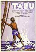 Tabu: A Story of the South Seas - 27 x 40 Movie Poster - Swedish Style B
