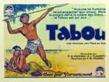 Tabu: A Story of the South Seas - 27 x 40 Movie Poster - French Style A