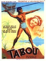 Tabu: A Story of the South Seas - 11 x 17 Movie Poster - French Style C