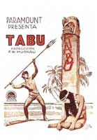 Tabu: A Story of the South Seas - 11 x 17 Movie Poster - Spanish Style A