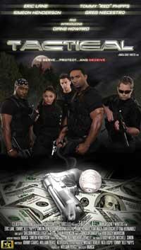 T.A.C.T.I.C.A.L. - 20 x 40 Movie Poster - Style A
