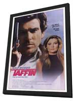 Taffin - 11 x 17 Movie Poster - Style A - in Deluxe Wood Frame