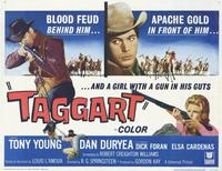 Taggart - 11 x 14 Movie Poster - Style A