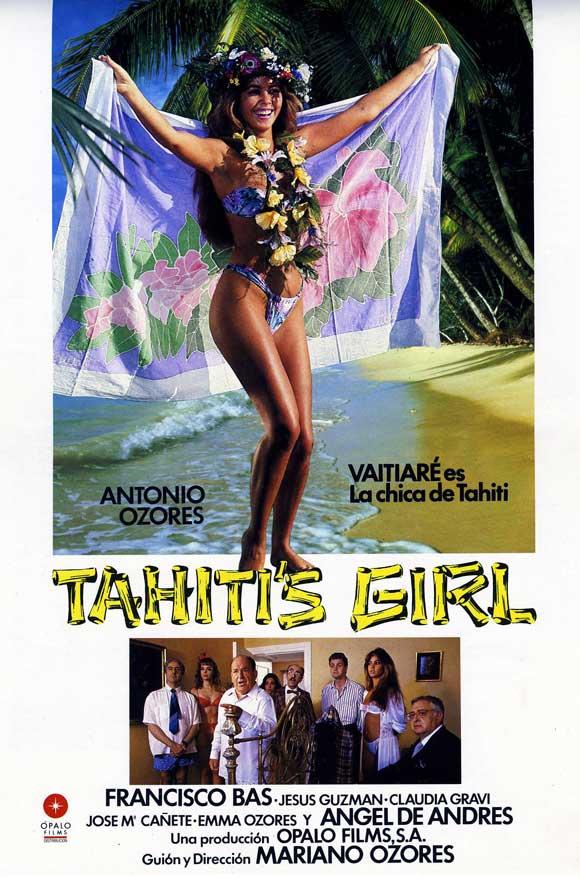Tahiti's Girl movie
