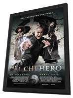 Tai Chi Hero - 27 x 40 Movie Poster - Style A - in Deluxe Wood Frame