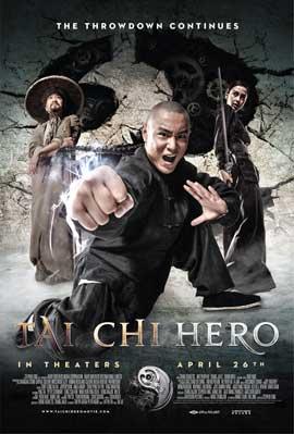 Tai Chi Hero - 11 x 17 Movie Poster - Style A