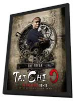 Tai Chi Zero - 11 x 17 Movie Poster - Style E - in Deluxe Wood Frame