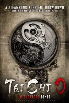Tai Chi Zero - 11 x 17 Movie Poster - Style A