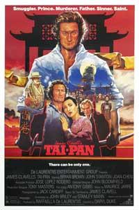 Tai-Pan - 27 x 40 Movie Poster - Style C