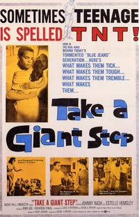 Take a Giant Step - 11 x 17 Movie Poster - Style A
