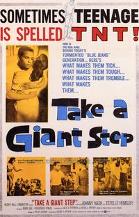 Take a Giant Step - 27 x 40 Movie Poster - Style A