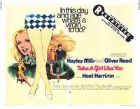 Take a Girl Like You - 11 x 14 Movie Poster - Style A