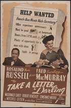 Take a Letter, Darling - 11 x 17 Movie Poster - Style A