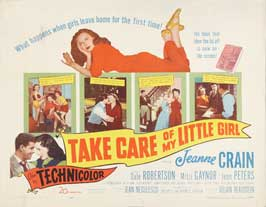 Take Care of My Little Girl - 11 x 14 Movie Poster - Style A